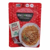 Miracle Noodle Kitchen'S Spaghetti Marinara  - Case of 6 - 10 OZ