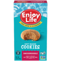 Enjoy Life - Cookie - Soft Baked - Snickerdoodle - Gluten Free - 6 oz - case of 6