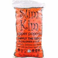 Slim Kim Pepper Popcorn Simply The Best, 6oz (Pack of 12) - 12