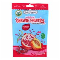 Torie and Howard Chewie Fruities - Pomegranate and Nectarine - Case of 6 - 4 oz. - Case of 6 - 4 OZ each