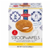 Daelmans Honey Stroopwafels, 10.23 Oz (Pack of 8)