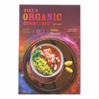 Mike's Organic Curry Love - Curry Tikka Masala Sc - Case of 6 - 8.8 FZ
