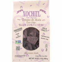 Xochitl Mexican Style Blue Corn Chips, 16 Oz (Pack of 9) - 9
