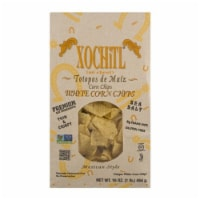 Xochitl Mexican Style White Corn Chips, 16 Oz (Pack of 9) - 9