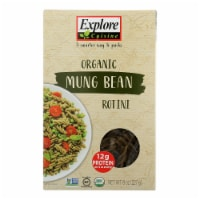 Explore Cuisine - Rotini Mung Bean - Case of 6 - 8 OZ