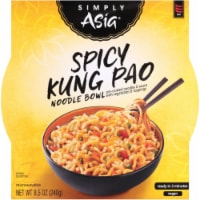 Simply Asia® Spicy Kung Pao Noodle Bowl - 6 ct / 8.5 oz