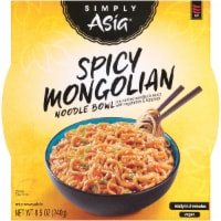 Simply Asia® Spicy Mongolian Noodle Bowl - 6 ct / 8.5 oz