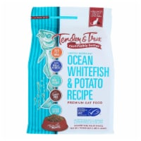Tender & True Cat Food Ocean Whitefish And Potato  - Case of 6 - 3 LB - Case of 6 - 3 LB each