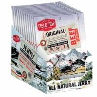 Field Trip Original Beef Jerky, 1 Ounce -- 12 per case.