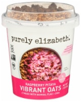 Purely Elizabeth Raspberry Pitaya Vibrant Oats - 12 ct / 2 oz