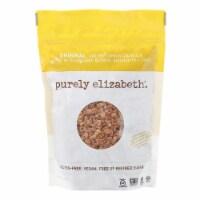 Purely Elizabeth Organic Ancient Grain Granola - Original - Case of 6 - 12 oz.