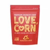 Love Corn Habanero Chilli Non GMO 4 oz (Pack of 12)