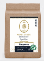 "Nobletree ""Royal Roast Empress"" Light Medium Roast Whole Bean Coffee, 5 lb"