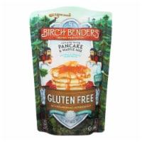 Birch Benders Pancake and Waffle Mix - Gluten Free - Case of 6 - 14 oz.