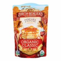 Birch Benders Pancake and Waffle Mix - Classic - Case of 6 - 16 oz. - 16 OZ