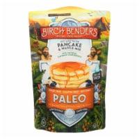 Birch Benders - Pancake and Waffle Mix - Paleo - Case of 6 - 12 oz