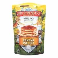 Birch Benders Pancake & Waffle Mix - Case of 6 - 10 OZ - Case of 6 - 10 OZ each