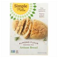 Simple Mills Artisan Bread Almond Flour Baking Mix - 6 ct / 10.4 oz