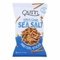 Quinn - Pretzel Sticks - Classic Sea Salt - Case of 8 - 7 oz. - 7 OZ