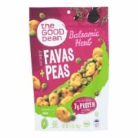 The Good Bean Fava/Peas - Balsamic Herb - Case of 6 - 6 oz - Case of 6 - 6 OZ each