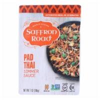 Saffron Road Pad Thai Simmer Sauce (8 Pack) - 7 oz
