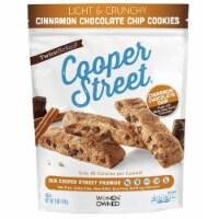 Cooper Street Cinnamon Chocolate Chip Twice-Baked Cookies 5.0Z (Pack of 6) - 6
