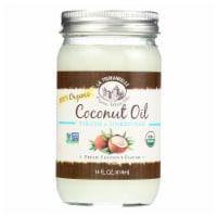 La Tourangelle Coconut Oil - Case of 6 - 14 Fl oz. - 14 FZ