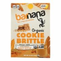 Barnana - Ban Brittle Peanut Butter - Case of 6-3.5 OZ - Case of 6 - 3.5 OZ each
