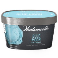Hudsonville, Blue Moon Ice Cream, 48 oz. Scround (4 Count) - 4 Count