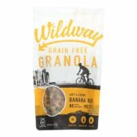 Wildway - Gran Green Free Banana Nut - Case of 6 - 8 OZ - Case of 6 - 8 OZ each