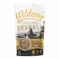 Wildway Coconut Cashew Granola  - Case of 6 - 8 OZ - Case of 6 - 8 OZ each