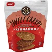 34 Degrees Sweet Crisps Cinnamon, 4oz (Pack of 12)