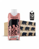 Wandering Bear Organic Mocha with Coconut Milk Cold Brew Coffee