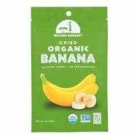 Mavuno Harvest Organic Gluten - Free Dried Banana - Case of 6 - 2 oz. - 2 OZ