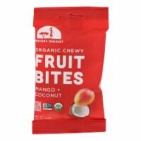Mavuno Harvest - Organic Fruit Bites - Mango Coconut - Case of 8 - 1.76 oz. - 1.76 OZ