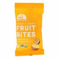 Mavuno Harvest - Organic Fruit Bites - Pineapple Passionfruit - Case of 8 - 1.76 oz. - 1.76 OZ