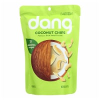 Dang - Toasted Coconut Chips - Original Recipe - Case of 12 - 1.43 oz. - 1.43OZ