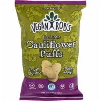 Vegan Rob's Cauli Crisps With Probiotics, 3.5oz (Pack of 12) - 12