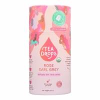 Tea Drops - Tea Rose Earl Grey - Case of 6 - 10 CT - Case of 6 - 10 CT each