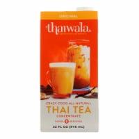Thaiwala - Tea Thai All Natural Concent - Case of 6 - 32 FZ - Case of 6 - 32 FZ each