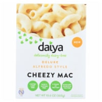 Daiya Foods - Cheezy Mac Deluxe - Alfredo Style - 10.6 oz. - Case of 8 - 10.6 OZ