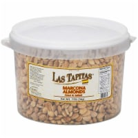 Savor Brands Fried and Salted Marcona Almond, 11 Pound -- 1 each. - 1-11 POUND