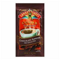 Land O Lakes Cocoa Classic Mix - Hot Cocoa - 1.25 oz - Case of 12 - 1.25 OZ