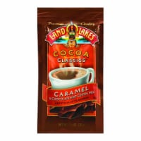 Land O Lakes Cocoa Classic Mix - Caramel and Chocolate - 1.25 oz - Case of 12 - 1.25 OZ