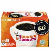 Dunkin' Donuts Dark Rainforest Alliance Coffee K-Cup Pods