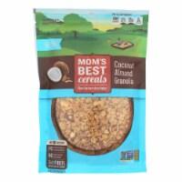 Mom's Best Naturals - Cereal Coconut Almnd Grnla - Case of 6 - 13 OZ - 13 OZ