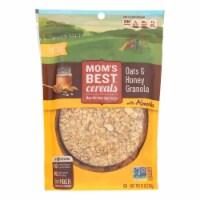 Mom's Best Naturals - Cereal Oats N Hny Granola - Case of 6 - 13 OZ - 13 OZ