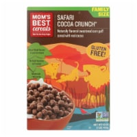 Mom's Best Naturals - Cereal Safari Cocoa Crunch - Case of 10 - 16 OZ - 16 OZ