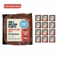 Hungry Planet Beef Plant-Based Ground - 12 - 12 oz chubs