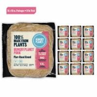 Hungry Planet Pork Plant-Based Ground - 12 - 12 oz chubs